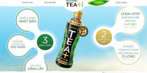 Trà Ô long Tea Plus chất lượng Nhật Bản, nguyên liệu Trung Quốc? - ảnh 1