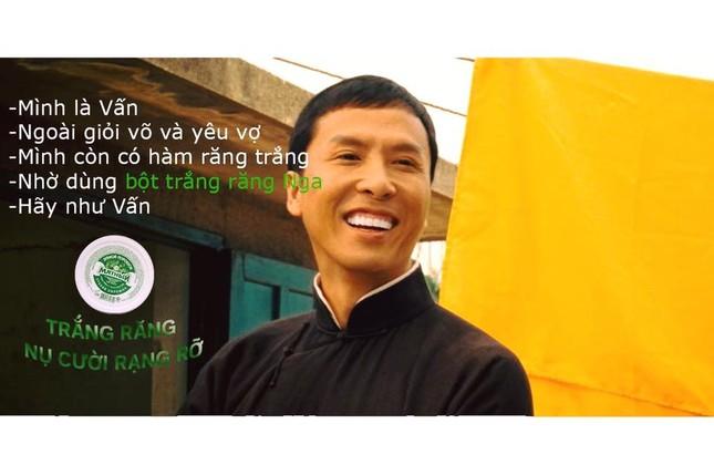Cư dân mạng 'cười bò' với bộ ảnh chế Diệp Vấn đi.. marketing - ảnh 7