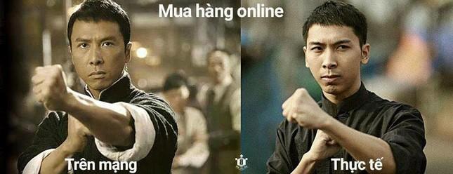 Cư dân mạng 'cười bò' với bộ ảnh chế Diệp Vấn đi.. marketing - ảnh 6