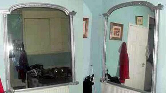 Bí ẩn đằng sau chiếc gương cổ bị 'ma ám' - ảnh 1