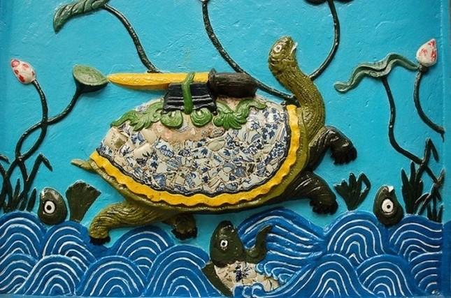 Cụ Rùa và những sinh vật bí ẩn trong lịch sử Việt Nam - ảnh 1