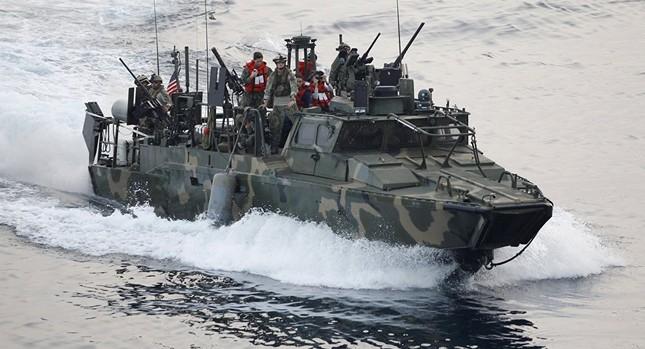 Bí mật đằng sau vụ 10 thủy thủ Mỹ bị Iran bắt giữ - ảnh 2