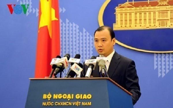 Việt Nam yêu cầu Trung Quốc rút giàn khoan Hải Dương 981 - ảnh 1
