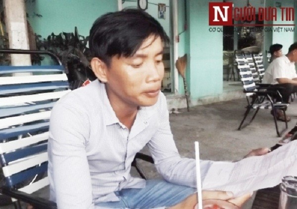 Vĩnh Long: Hỗn loạn cảnh người vi phạm giao thông 'đòi'… lại xe máy - ảnh 2
