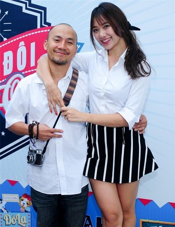 Hari Won phờ phạc, Tiến Đạt vẫn đeo nhẫn đính hôn - ảnh 1