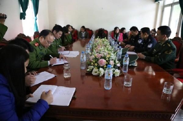 Giải cứu 8 phụ nữ Việt bị lừa bán sang Trung Quốc - ảnh 1