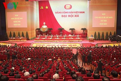 Thông cáo phiên khai mạc Đại hội lần thứ XII của Đảng - ảnh 1