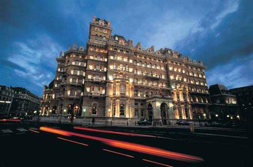 Những khách sạn 'ma ám' nổi tiếng thế giới - ảnh 1