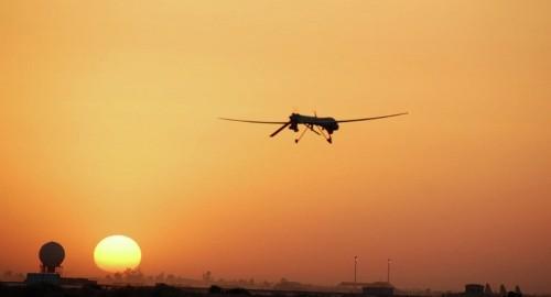 Nghi vấn IS sản xuất máy bay không người lái mang tên lửa - ảnh 1