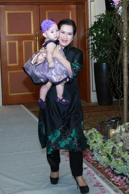 Điều ít biết về mẹ chồng 'quyền lực' của Trang Nhung - ảnh 2