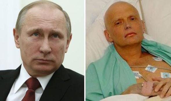 Nga bác bỏ cáo buộc nói ông Putin ám sát điệp viên Litvinenko - ảnh 1