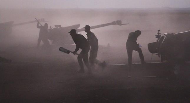 Israel: Đợt tổng tấn công của quân đội Syria đã thất bại - ảnh 1