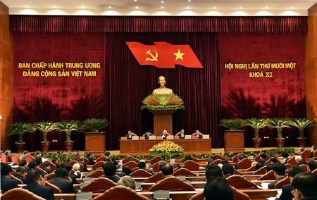Hôm nay (22/1), Đại hội Đảng XII dành cả ngày thảo luận văn kiện - ảnh 1