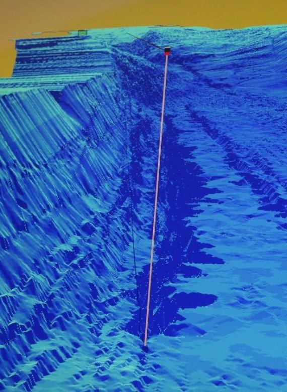 Phát hiện rãnh sâu nghi là hang ổ của quái vật hồ Loch Ness - ảnh 1