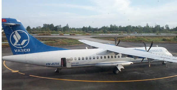 Máy bay đi Côn Đảo hạ cánh khẩn cấp sau 30 phút cất cánh - ảnh 1
