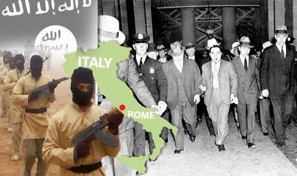 IS chưa dám vươn sang nước Italy vì sợ Mafia - ảnh 1