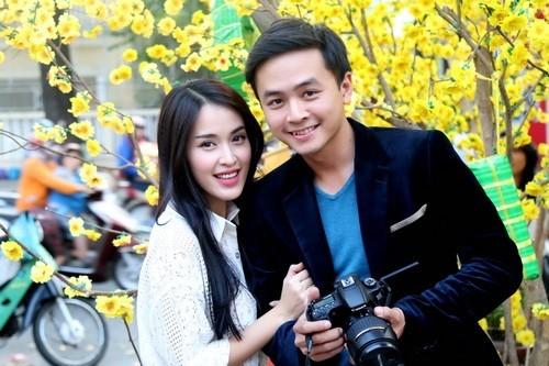 Tú Vi - Văn Anh bị đuổi khi đến xem chương trình Cười Xuyên Việt  - ảnh 1