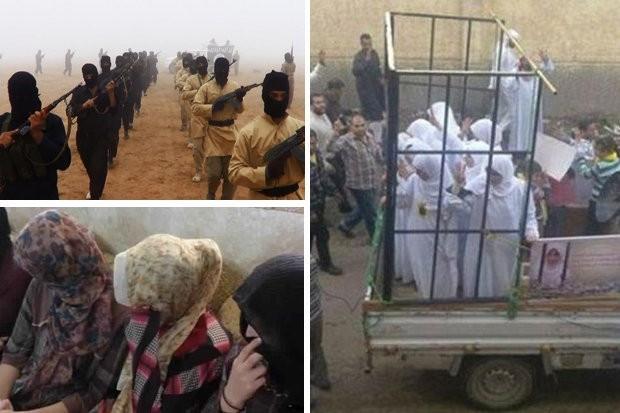 IS ra lệnh cưỡng hiếp nữ tù nhân 10 lần để 'cải Đạo' - ảnh 1