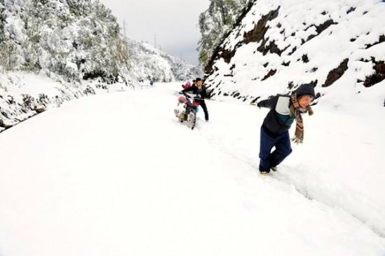 Tuyệt chiêu không thể bỏ qua khi du lịch Sapa ngày tuyết rơi - ảnh 5