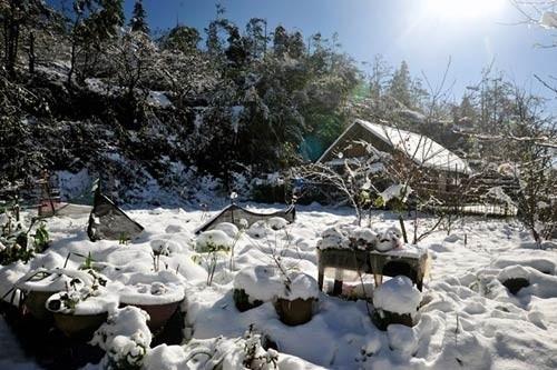 Tuyệt chiêu không thể bỏ qua khi du lịch Sapa ngày tuyết rơi - ảnh 2