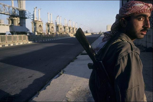 Nơi IS dám thách thức các cuộc không kích của Mỹ - ảnh 1