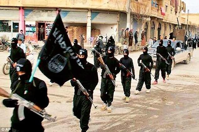 Nơi IS dám thách thức các cuộc không kích của Mỹ - ảnh 3