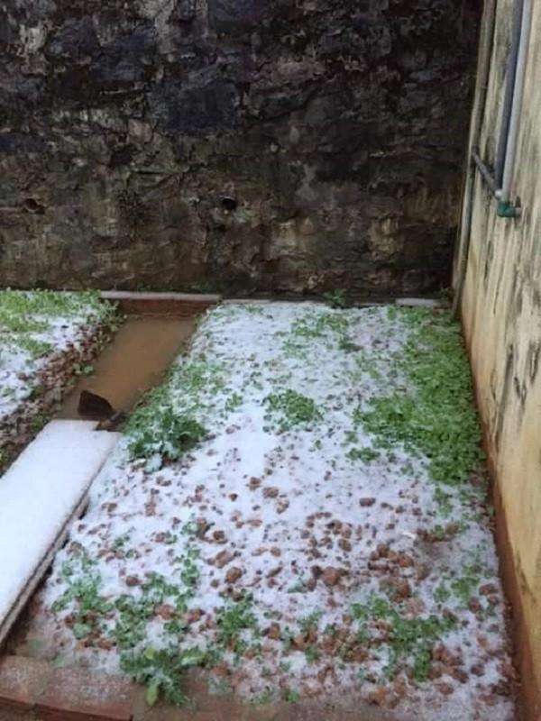 Tuyết rơi trên diện rộng tại Mù Cang Chải - ảnh 9