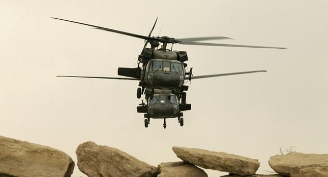 Chiếm căn cứ không quân ở Syria, Mỹ chuẩn bị tấn công tổng lực? - ảnh 1