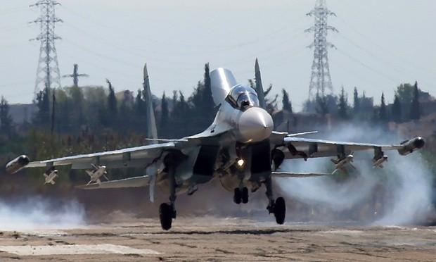 Tình hình Syria: Nga không kích tiêu diệt hàng chục phiến quân IS - ảnh 1