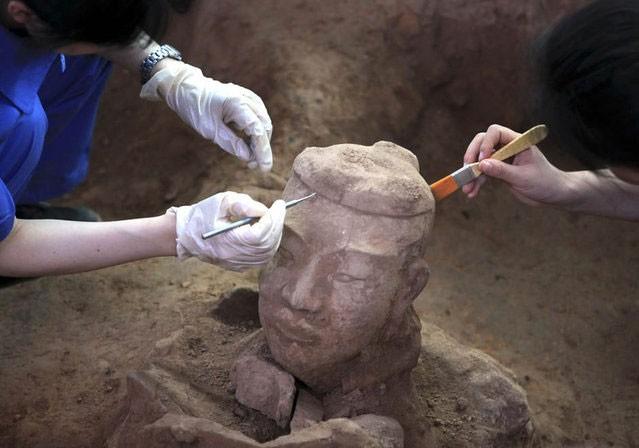 Bí mật bao trùm lăng mộ Tần Thủy Hoàng - ảnh 1