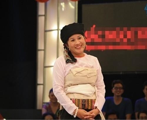 Cô gái dân tộc Lê Thị Dần thất bại ở Gala 2 thách thức danh hài - ảnh 2