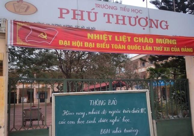 Bắc Bộ chìm trong rét hại: Học sinh Hà Nội và nhiều nơi nghỉ học - ảnh 1