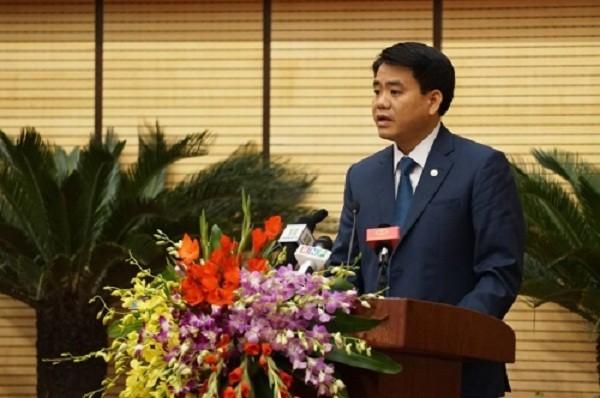 Chủ tịch Hà Nội:  Cấm tặng quà Tết cho 'sếp' ở mọi hình thức - ảnh 1