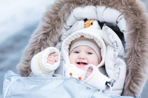 Cách ủ ấm cho bé chuẩn nhất trong ngày đại hàn - ảnh 1