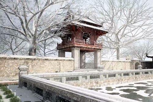 Trung tâm Hà Nội sẽ có tuyết rơi trong vài ngày tới? - ảnh 5