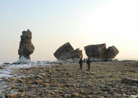 Tìm ra cung điện hơn 2.200 tuổi của Tần Thủy Hoàng dưới đáy biển - ảnh 2