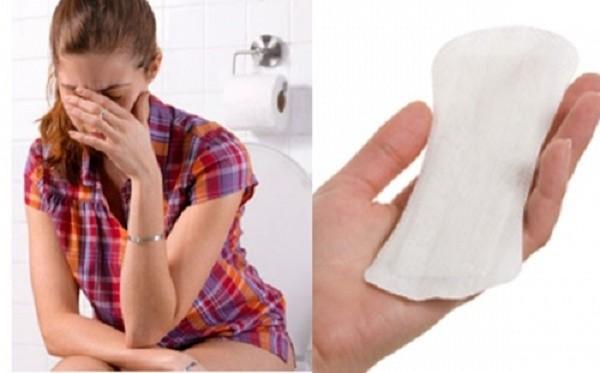 Hậu quả khôn lường từ những thói quen dùng băng vệ sinh sai cách - ảnh 1
