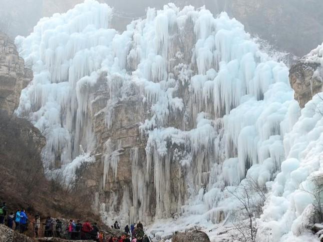 Đông Á đối mặt với mùa đông tồi tệ nhất trong vòng 60 năm - ảnh 2