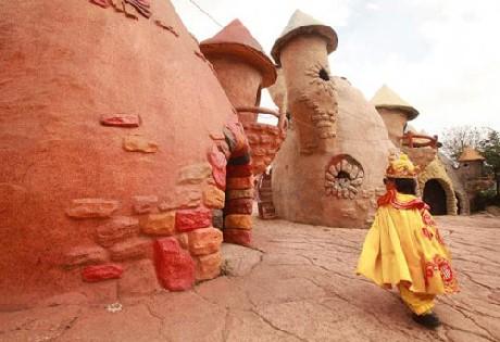 Độc đáo vương quốc toàn người lùn ở Trung Quốc - ảnh 6