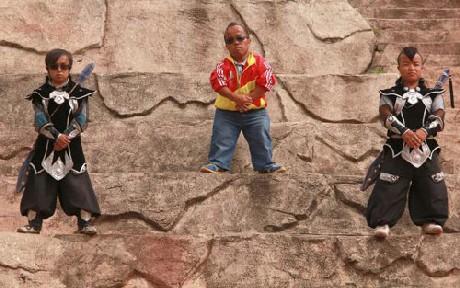Độc đáo vương quốc toàn người lùn ở Trung Quốc - ảnh 7
