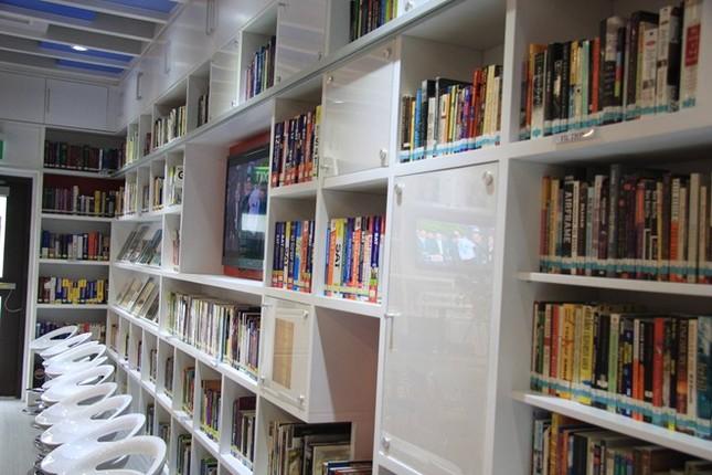 Điểm danh những thư viện học, đọc sách miễn phí ở Hà Nội - ảnh 1