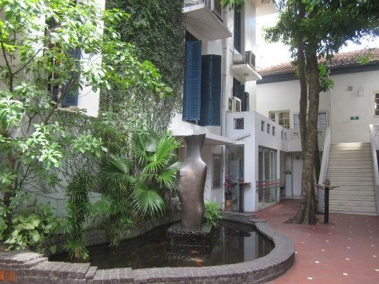Điểm danh những thư viện học, đọc sách miễn phí ở Hà Nội - ảnh 2