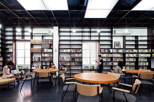 Điểm danh những thư viện học, đọc sách miễn phí ở Hà Nội - ảnh 3