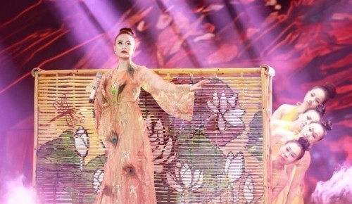 The Remix: Hoàng Thùy Linh thể hiện ca khúc 'Bánh trôi nước' - ảnh 1