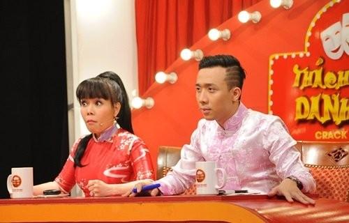 Thách thức danh hài: Tuấn Kiệt 'nói xấu' BGK vẫn cười nghiêng ngả - ảnh 2