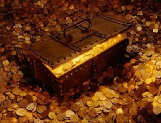 Hé lộ kho báu 6.000 tấn vàng của phát xít Nhật - ảnh 1