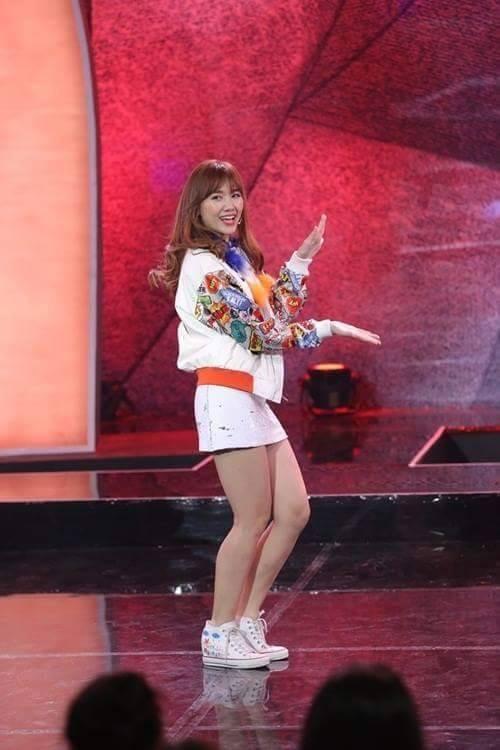 Hariwon xuất hiện rạng rỡ sau khi chính thức chia tay Tiến Đạt - ảnh 2