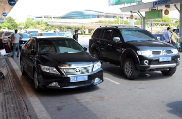 Ô tô đỗ quá 3 phút trong sân bay Tân Sơn Nhất sẽ bị phạt - ảnh 1