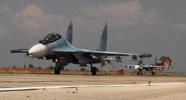 Tình hình Syria: Nga không kích ngăn IS tấn công Deir ez-Zor - ảnh 1