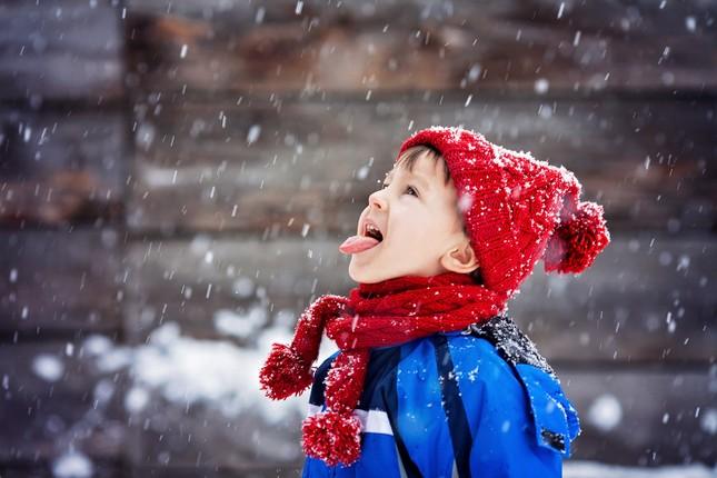 Khoa học cảnh báo: Ăn tuyết không hề an toàn - ảnh 1